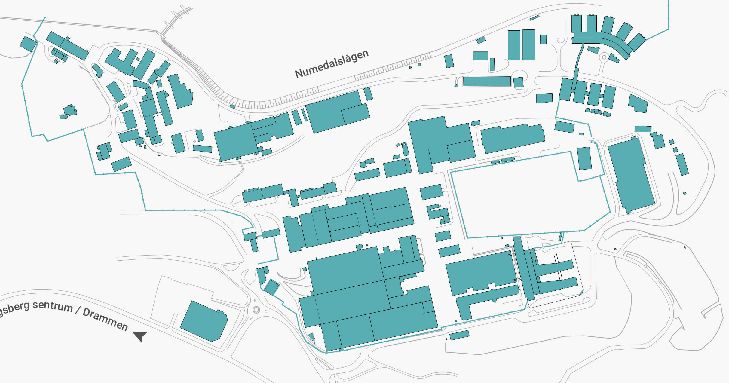 kongsberg teknologipark kart Kontakt Kongsberg Teknologipark kongsberg teknologipark kart